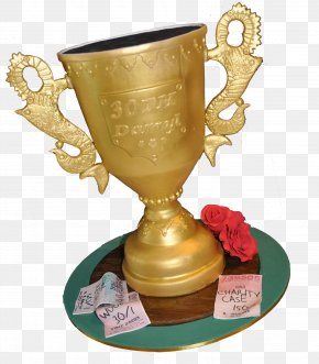 Trophy - Trophy Cake Decorating Award Baking PNG