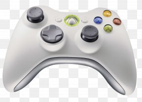 Joystick - Xbox 360 Controller Xbox 360 Wireless Racing Wheel Game Controllers PNG
