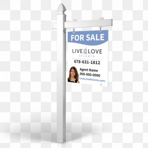 House - Real Estate Sign Post RE/MAX, LLC House Signage PNG