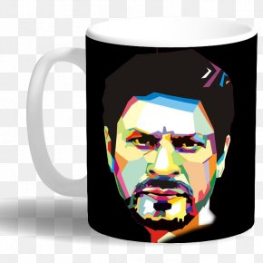 Happy New Year - Shah Rukh Khan Happy New Year Coffee Cup Film Producer Mug PNG