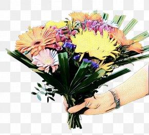 Wildflower Flower Arranging - Floral Flower Background PNG