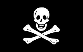Pirate Flag PNG - Assassin's Creed IV: Black Flag Jolly Roger Golden Age Of Piracy PNG