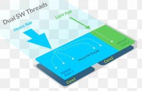 Turn On Repeat - Central Processing Unit Processor Design Graphics Processing Unit Multi-core Processor Digital Signal Processor PNG