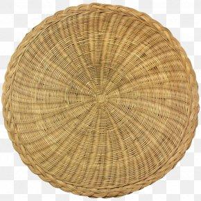 Tree Rattan - Rattan Wicker Basket Hotdish PNG