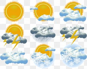 Weather Icon - Weather Cloud Icon PNG