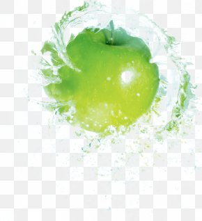 Green Apple - Apple High-definition Video Wallpaper PNG
