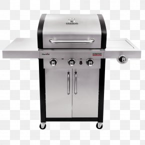 Barbecue - Barbecue Char-Broil Signature 4 Burner Gas Grill Grilling Char-Broil TRU-Infrared 463633316 PNG