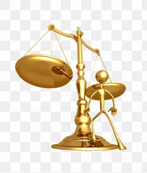 Libra - Weighing Scale Judge Law Illustration PNG