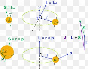 Dynamic Particle - Angular Momentum Azimuthal Quantum Number Rotation Spin PNG