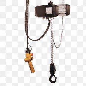 Crane - Hoist Kettenzug Lifting Equipment Crane Chain PNG