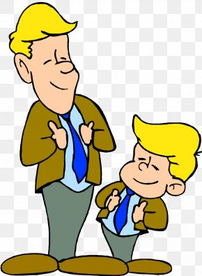 Adulthood Cliparts - Father Son Child Clip Art PNG