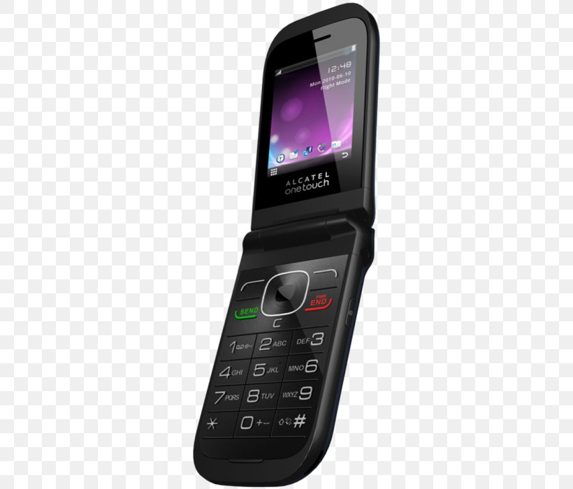 Feature Phone Alcatel Mobile Telephone Clamshell Design Product Manuals, PNG, 700x700px, Feature Phone, Alcatel Mobile, Alcatel One Touch, Cellular Network, Clamshell Design Download Free