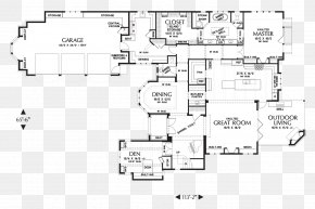 House Plan - Floor Plan House Plan Architecture PNG