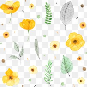 Vector Hand-painted Flowers - Hi, Fly Guy! Super Fly Guy Watercolor Painting Adobe Illustrator PNG