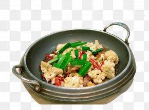 Griddle Cauliflower - Omelette Cauliflower Food Vegetable PNG