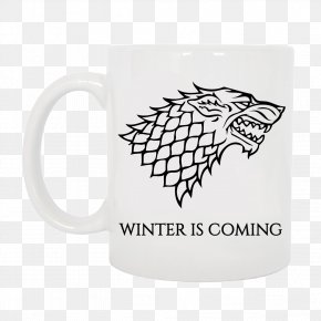 Direwolf Winter Is Coming - Daenerys Targaryen A Game Of Thrones A Song Of Ice And Fire Tyrion Lannister House Stark PNG