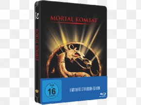 Blu Ray - Mortal Kombat Video Game Blu-ray Disc Film STXE6FIN GR EUR PNG