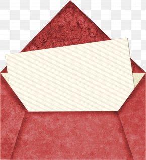 Envelope - Paper Envelope Letter PNG