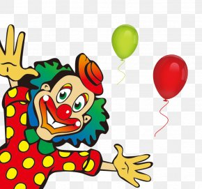 Clown - April Fools Day Practical Joke April 1 Jester PNG
