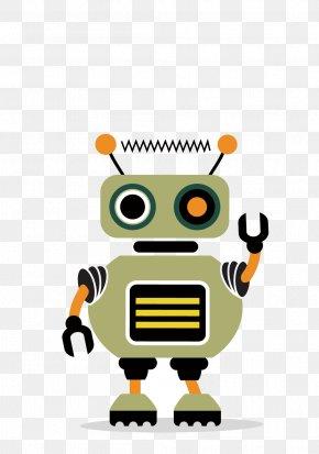 Robot - Robot Cuteness Retropop 2018 Drawing PNG