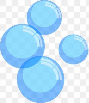 Blue Bubbles Cliparts - Bubble Clip Art PNG