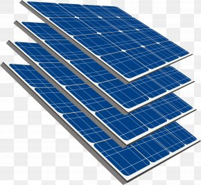 Decorative Design Of Computer Board - Solar Panels Solar Power Solar Energy PNG