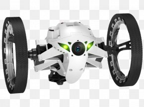 Robot - NYA Parrot Jumping Sumo Unmanned Aerial Vehicle Parrot Jumping Race Drone Parrot MiniDrones Rolling Spider PNG