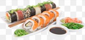 Sushi HD - Sushi Japanese Cuisine Sashimi Makizushi Asian Cuisine PNG