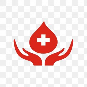 Red Cross Water Droplets - International Red Cross And Red Crescent Movement Logo Blood Donation PNG