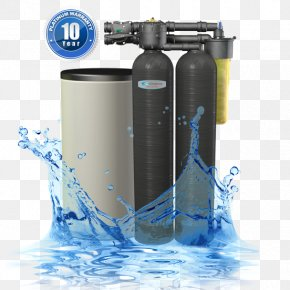 Water - Water Filter Water Softening Culligan Water Treatment PNG