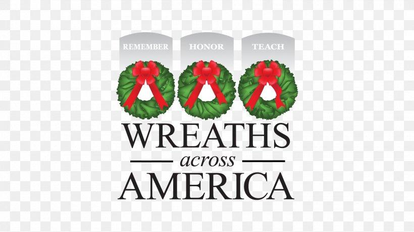 National Wreaths Across America Headquarters Arlington Veteran Military, PNG, 1920x1080px, Wreath, Arlington, Brand, Cemetery, Christmas Download Free