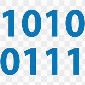 Binary Ico Download - Binary Code Binary File Binary Number Binary Data Clip Art PNG