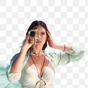 Lana Del Ray - Lana Del Rey High By The Beach Honeymoon Born To Die Song PNG