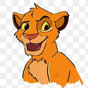 Lion - Lion Whiskers YouTube Fan Art PNG