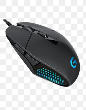 Pc Mouse - Computer Mouse Logitech Input Devices Video Game Button PNG