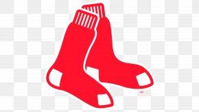 Shoe Sock - Red Footwear Sock Shoe Font PNG