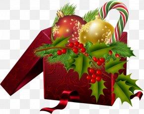 Christmas - Christmas Decoration Clip Art Christmas Tree PNG