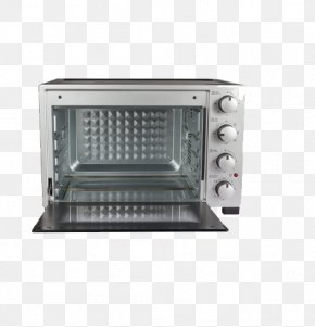 Silver Home Oven - Home Appliance Oven Panasonic Electricity Kitchen PNG