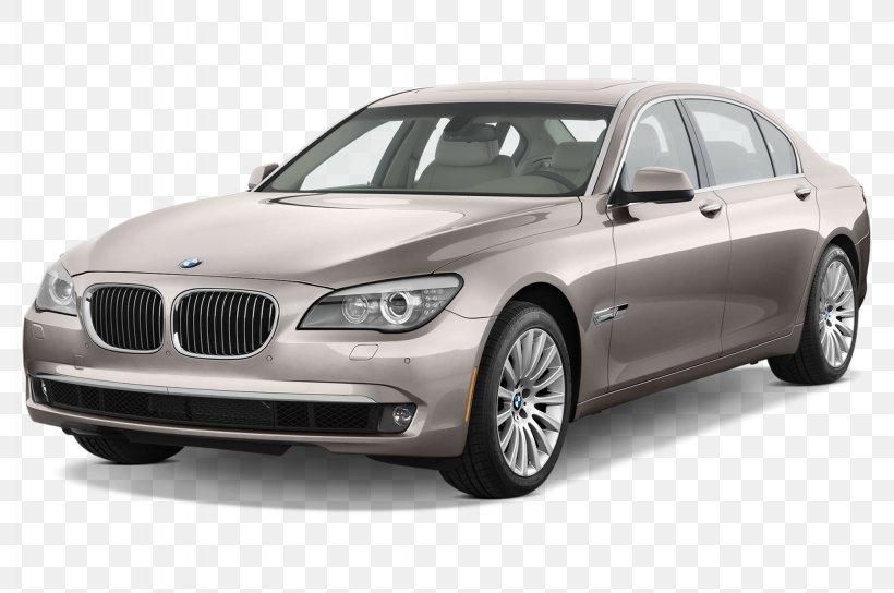 2010 BMW 7 Series 2012 BMW 7 Series Car Luxury Vehicle, PNG ...
