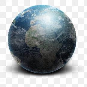 Space Planet HD - Earth Planet Icon PNG
