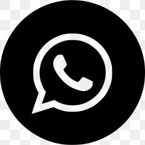 Phone Icon Template Download - WhatsApp Message PNG