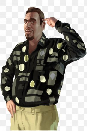 Gta - Grand Theft Auto IV: The Lost And Damned Grand Theft Auto V Michael Hunter Red Dead Redemption Niko Bellic PNG