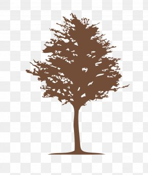 Trees - Logo Graphic Design Paper PNG