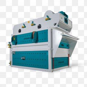 Separator - Machine Cereal Separator Bucket Elevator Industry PNG