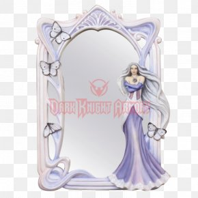 Mirror - Picture Frames Figurine Mirror PNG