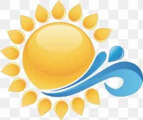 Sun Vector Material PNG