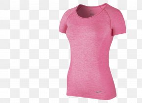 T-shirt - T-shirt Sleeve Nike Dry Fit PNG