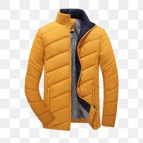 Fashion Wild Men's Wine Red Jacket - Hoodie Jacket Coat Parka Collar PNG