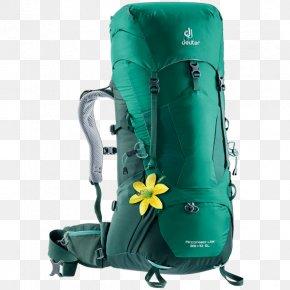 Backpack - Deuter ACT Lite 40 + 10 Deuter Sport Hiking Backpacking PNG