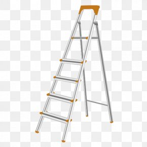 Escabeau Ladder Aluminium Stool Metal Png 800x800px